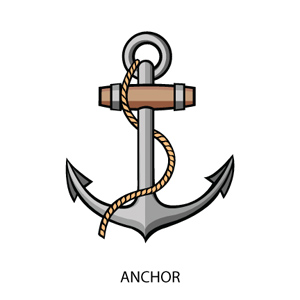 300x300 Anchor Clipart Number 13