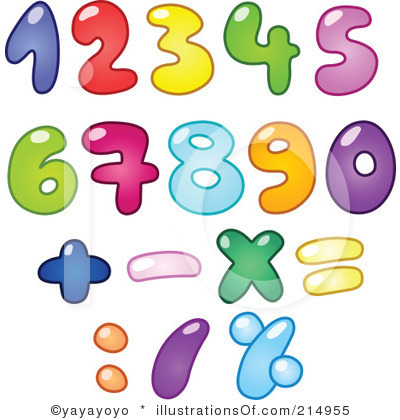 400x420 Number Clipart Free