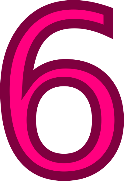 408x597 Pink 6 Clip Art