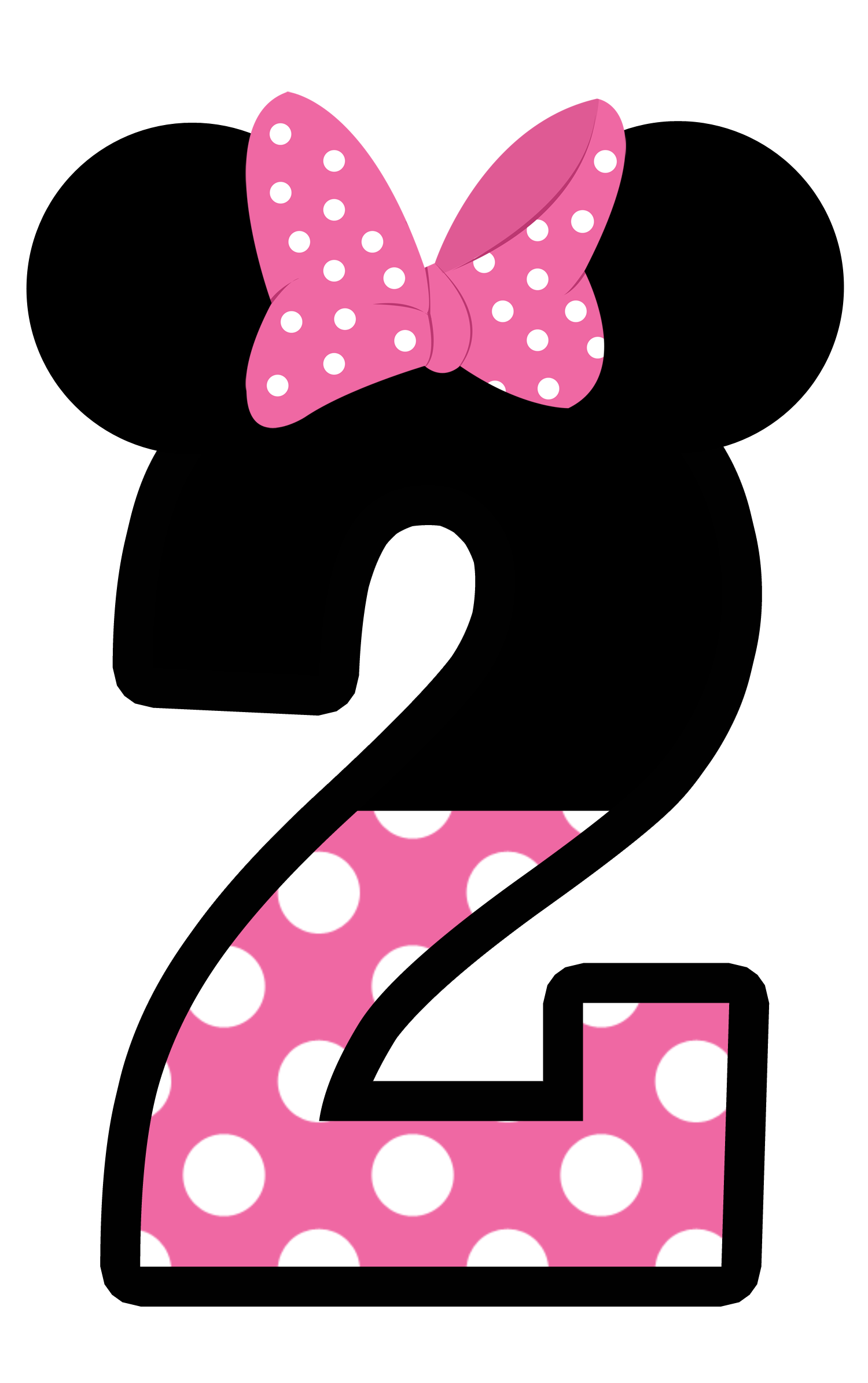 1500x2389 Pink Clipart Number 2