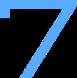 294x298 7 Countdown Clip Art