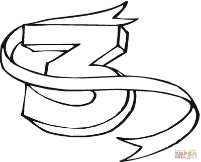 400x322 Number 8 Coloring Page Image Clipart Images