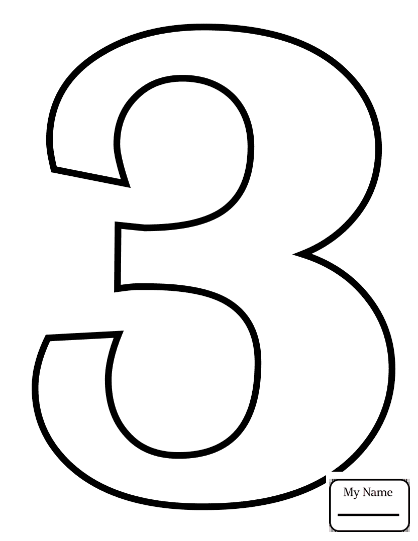 832x1077 Coloring Pages Classic Numbers 0 9 Science Education Number 7
