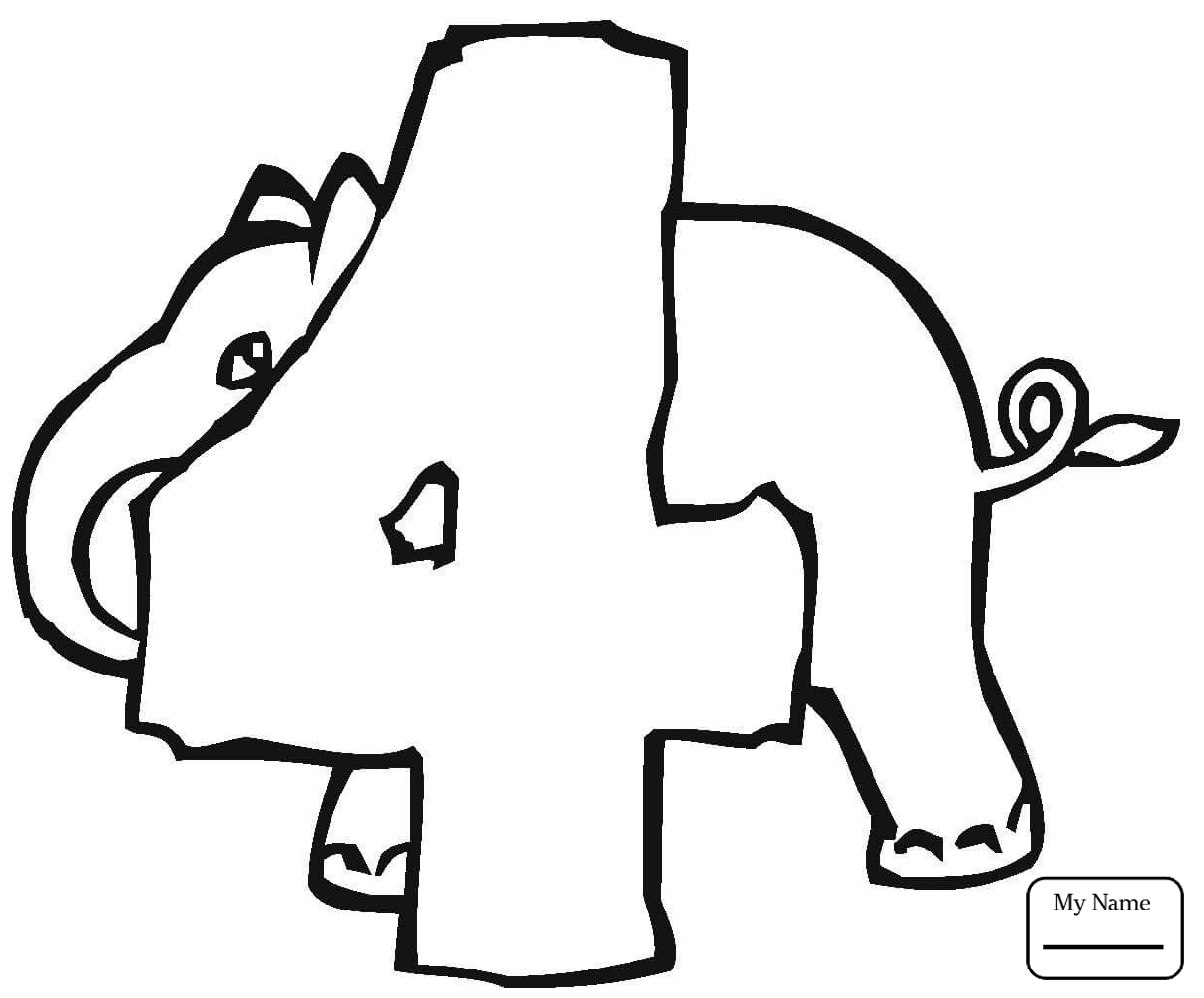 1224x1015 Science Education Number 3 Coloring Pages For Kids