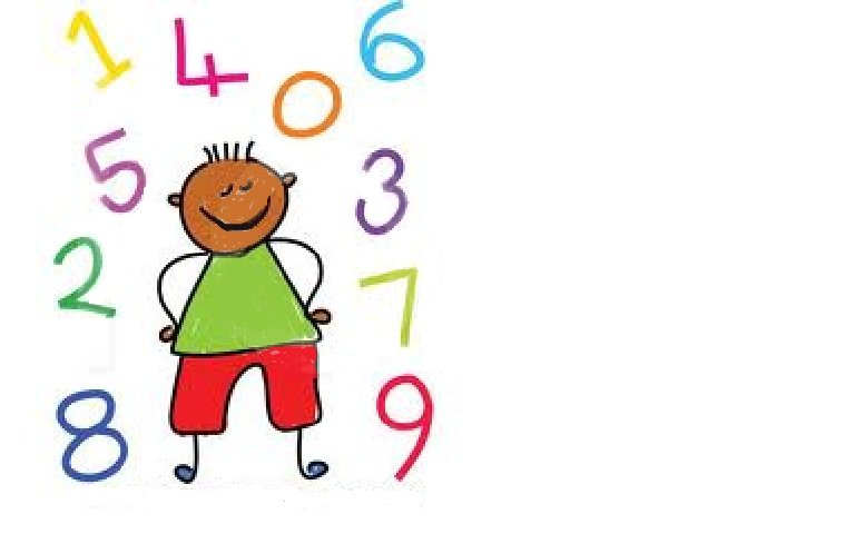 768x480 Free Number Clipart Image
