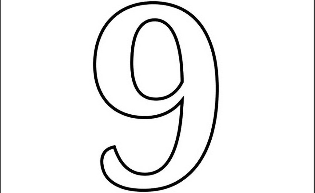 Free Download Best Number Coloring