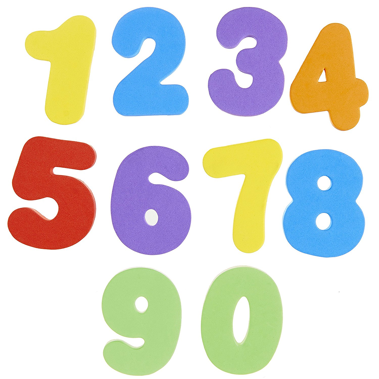 1500x1500 Munchkin Letters And Numbers Bath Toys, 36 Count