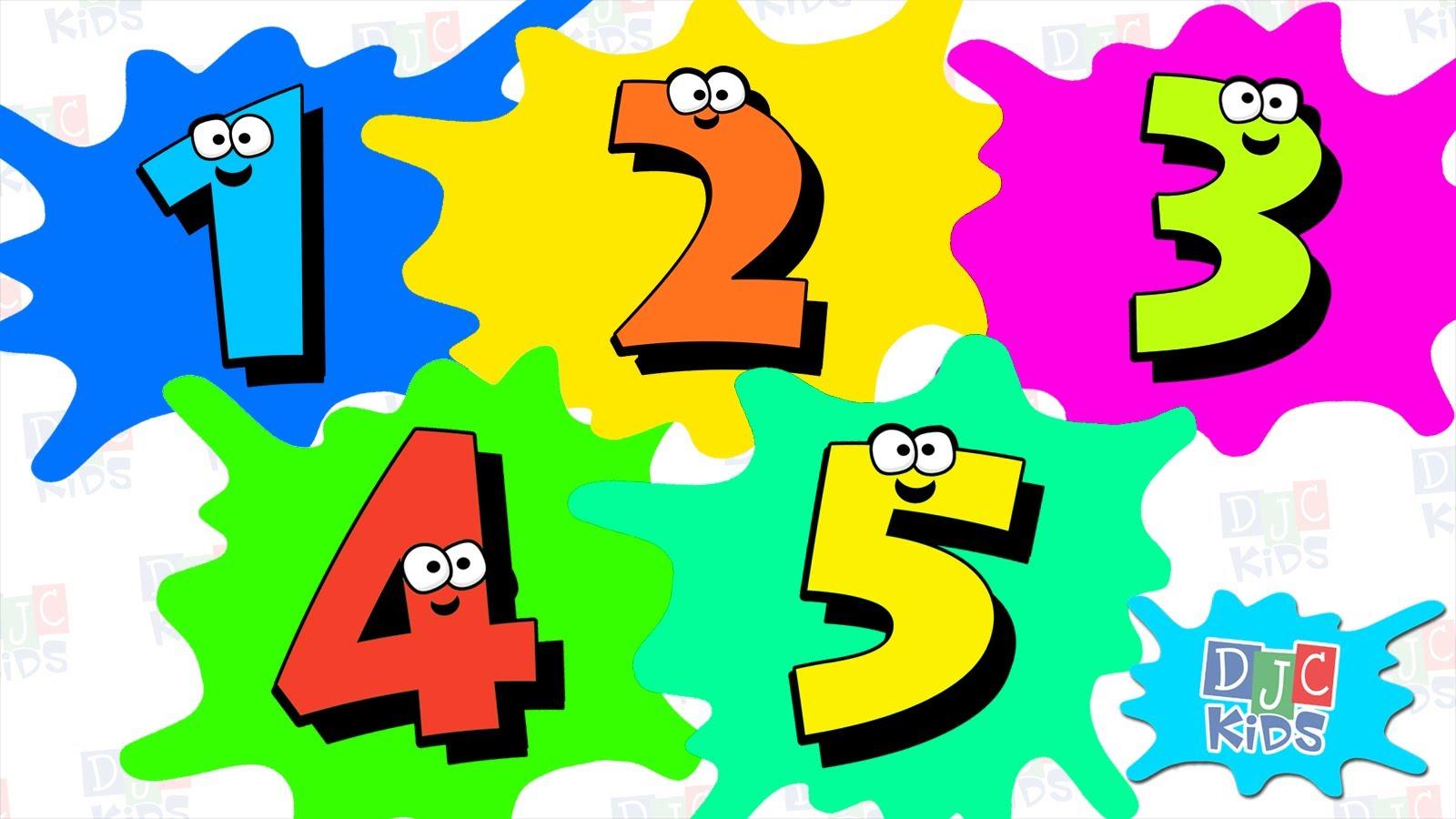 1600x900 Number Clipart Preschool Number