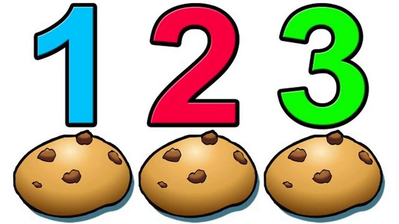 1280x720 Nursery Rhymes Numbers 1 10