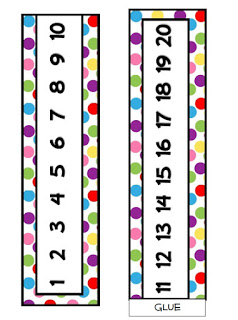 238x320 Number Line 1 To 20 Clipart