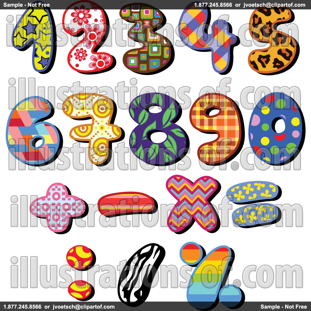 1024x1024 Numbers Clipart 1 20