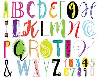 340x270 Monogram Alphabet Clipart Commercial Use Clipart Ornate