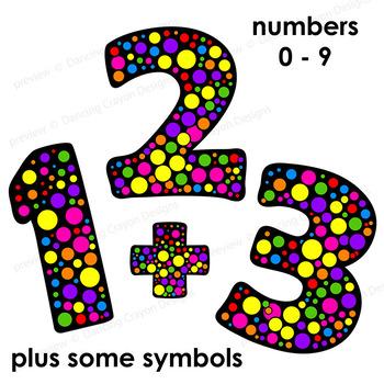 350x350 Alphabet Clip Art Letters Circle Fun! Bulletin Board Letters Tpt