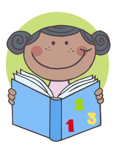 234x300 Reading Cartoon Clipart Image