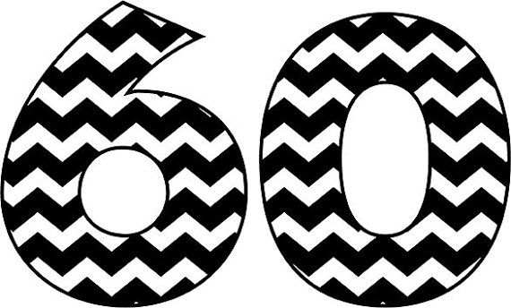 570x344 Clip Art Black And White Chevron Clipart