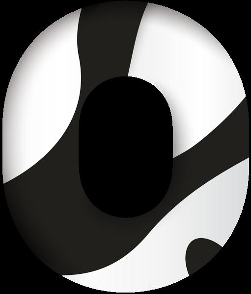 511x600 Number Zero Black White Png Clip Art Imageu200b Gallery Yopriceville