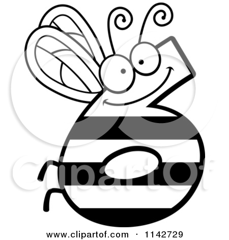 450x470 Black Number 6 Clipart