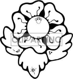 279x300 15 Best Flower Clipart Images Clip Art, Art Images