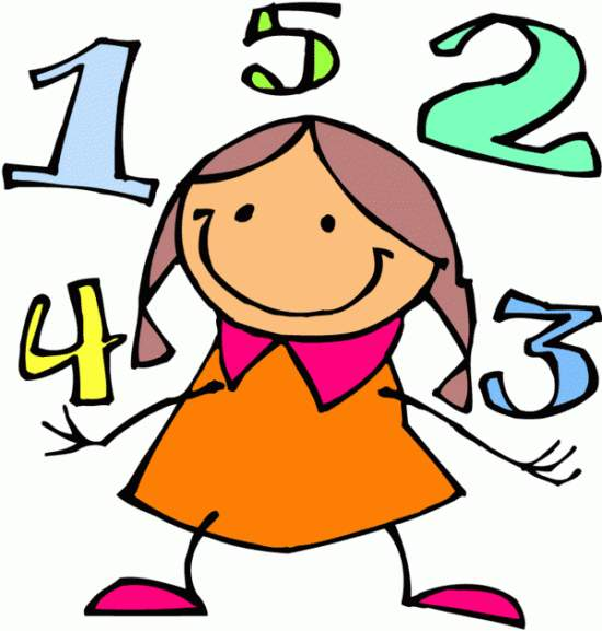 550x577 Numbers Number 2 Clipart Image