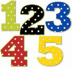 236x222 Polka Dot Number 1 Clip Art Clipart