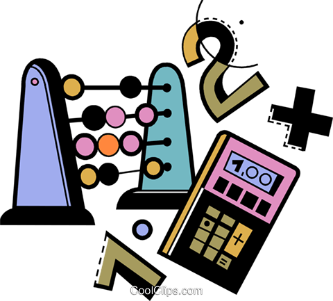 480x433 Abacus Numbers Clip Art Cliparts