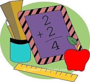 300x273 Clip Art Math Numbers