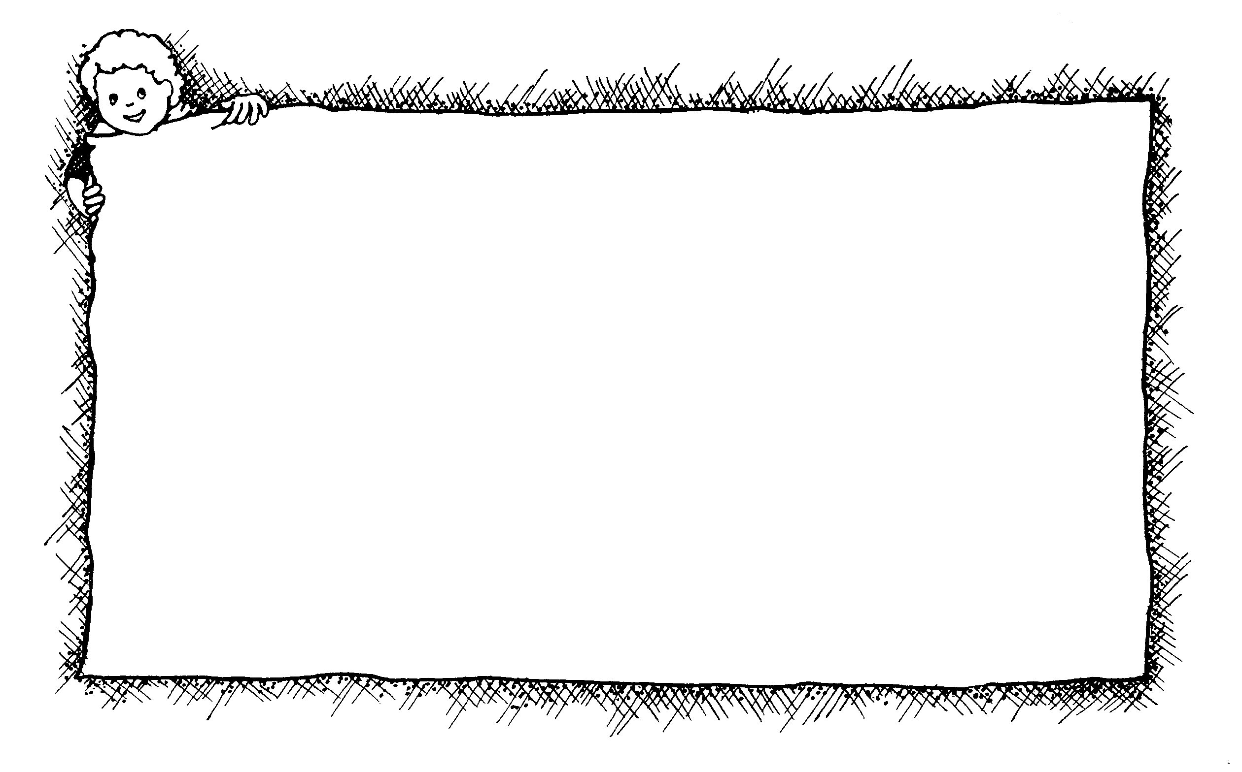 2520x1568 Free Number Border Clip Art