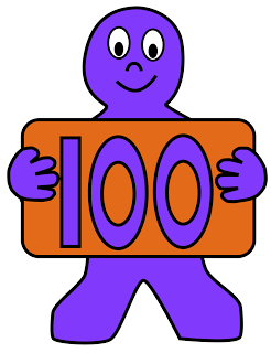 246x320 Number 100 Clipart