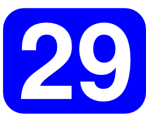 300x237 Blue Rounded Rectangle With Number 29 Clip Art