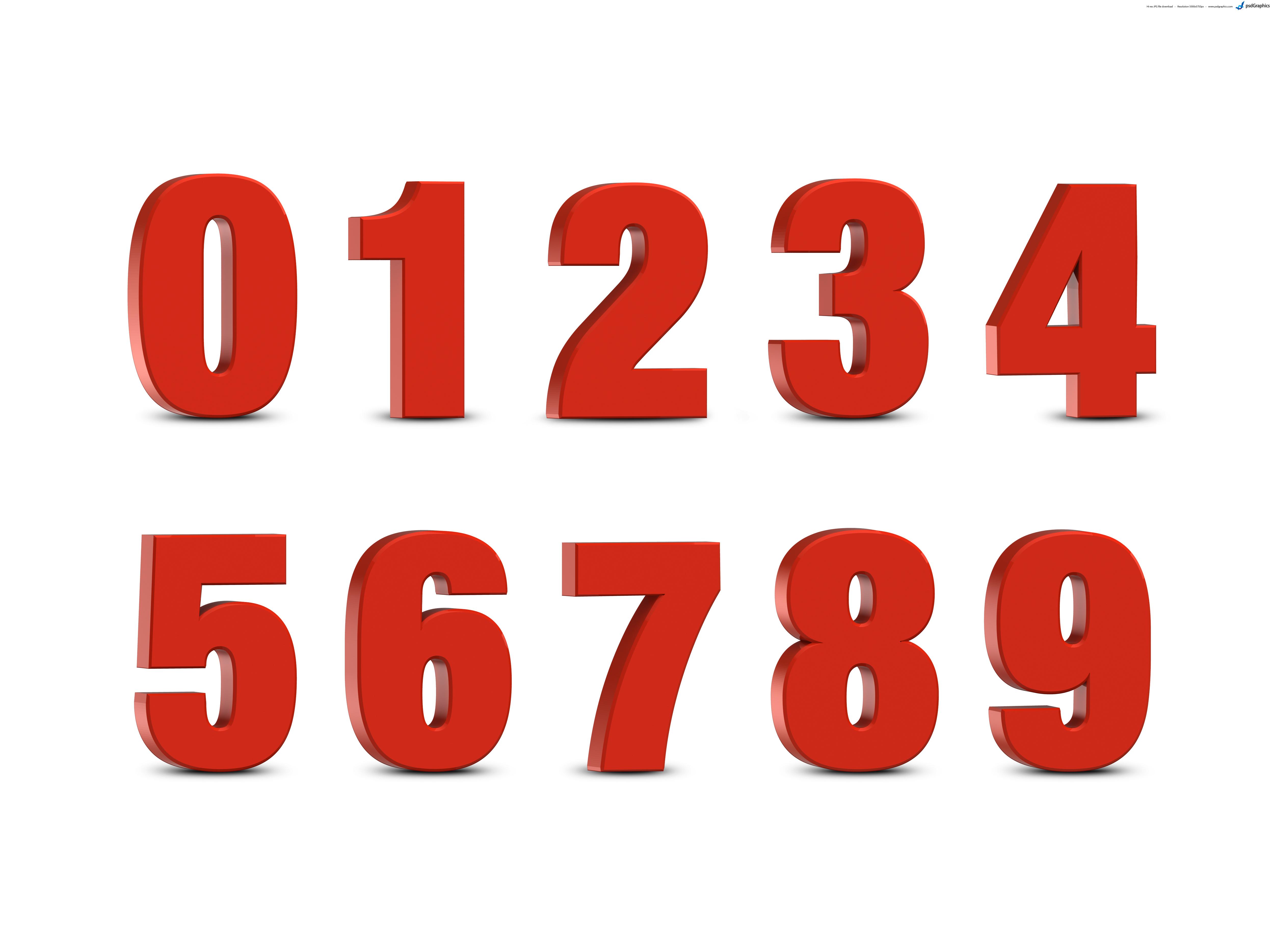 5000x3738 Number Number Number