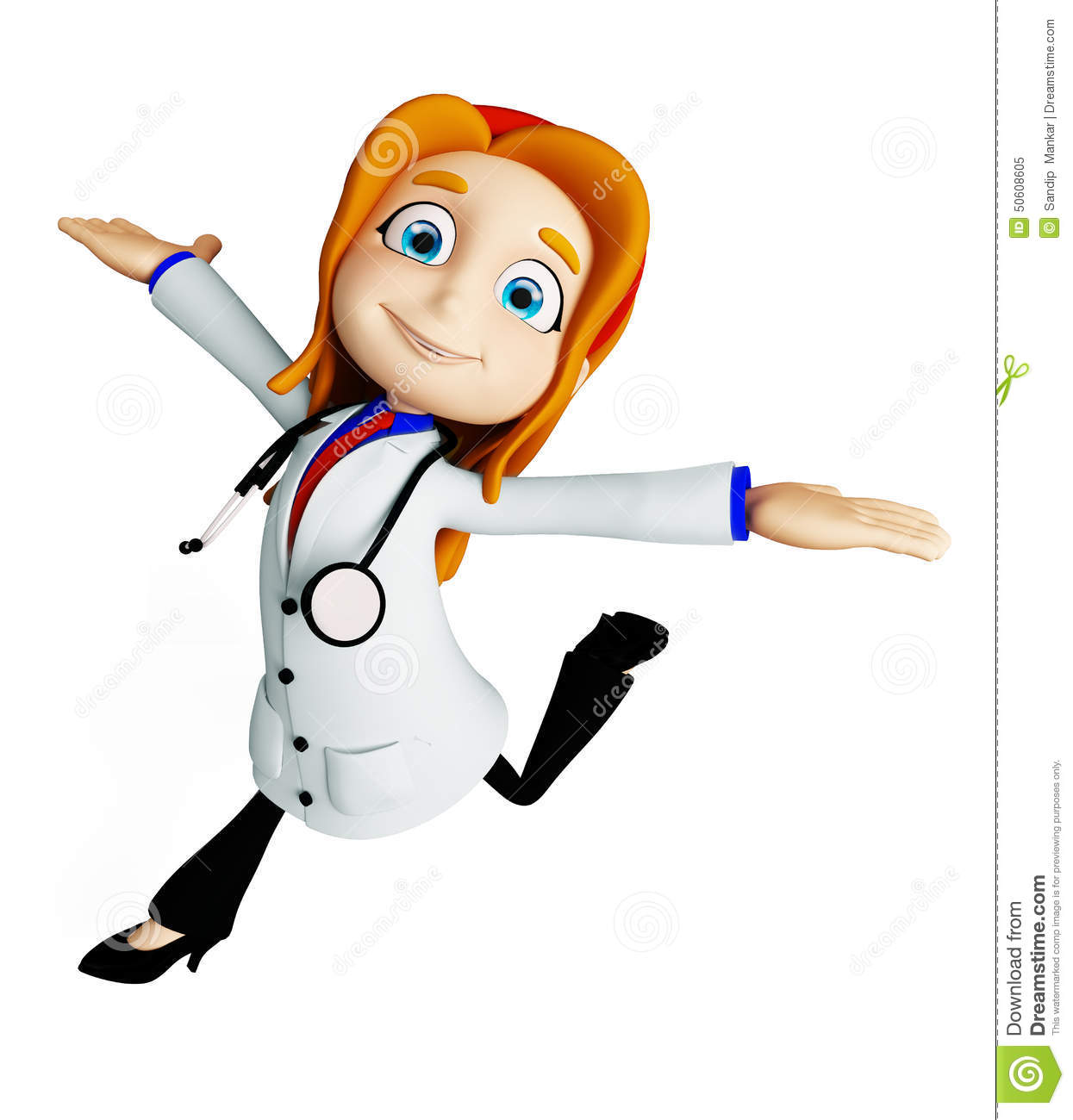 1245x1300 Nurse Running Clipart