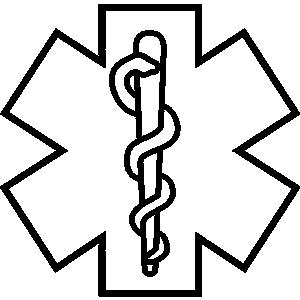 300x300 Paramedic Symbol Clip Art