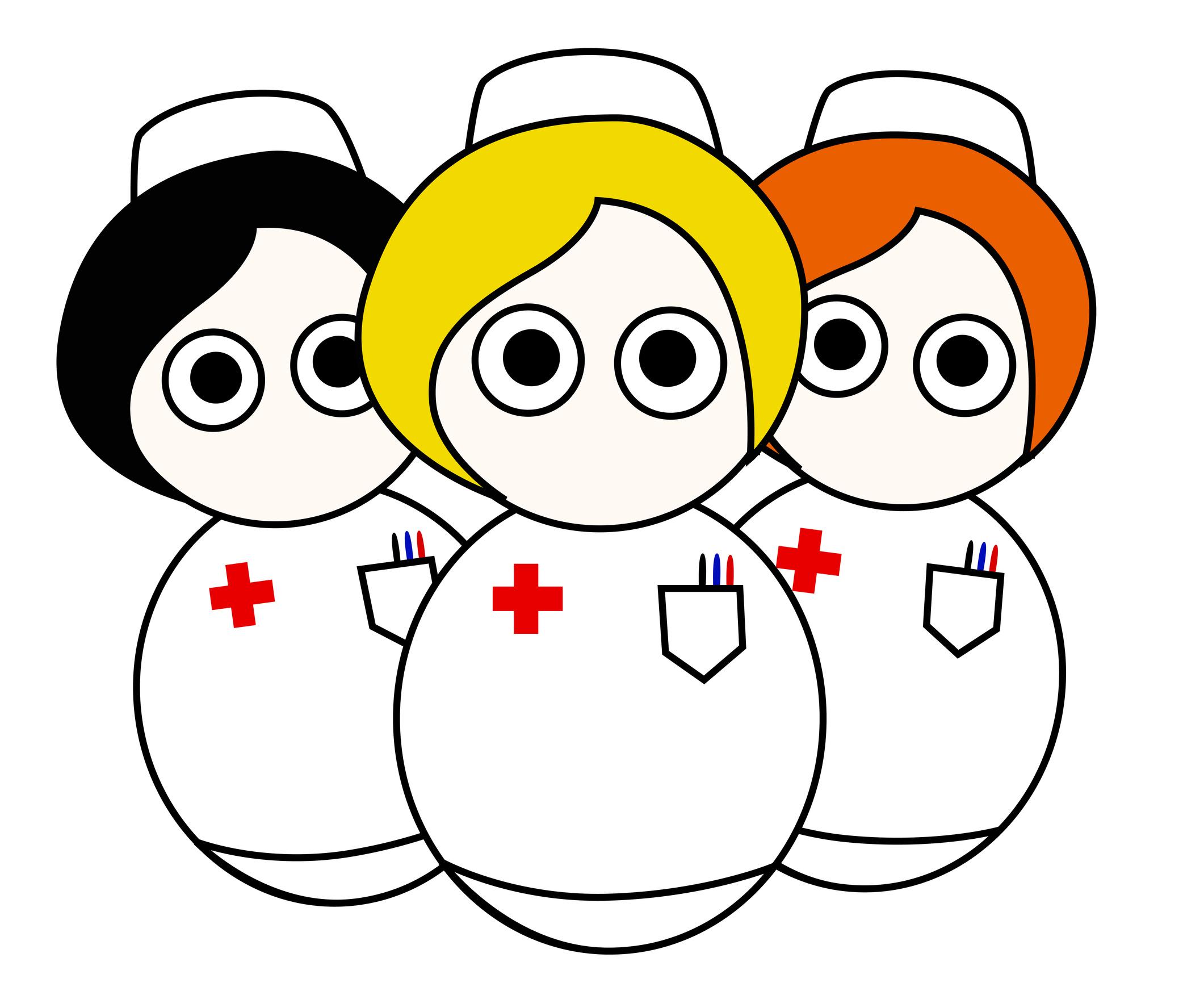 2121x1745 Nurse Cartoon Images