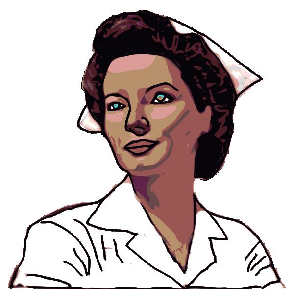 600x589 Nurse Computer Clip Art Nurse Clip Art