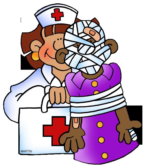 565x648 Nurse Clip Art