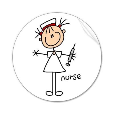 400x400 Nurse Images Clip Art