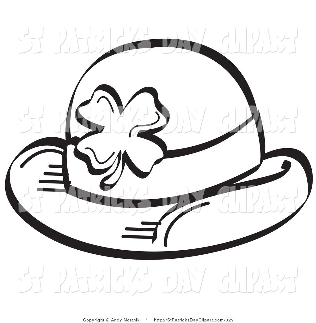 1024x1044 White Clover Clipart