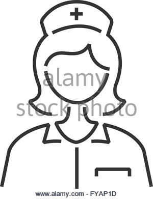 300x391 Avatar Woman Nurse, Vector Graphic Stock Vector Art Amp Illustration