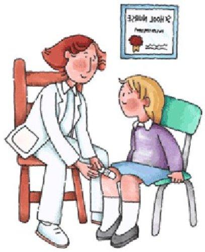 407x500 School Nurse Images Clipart