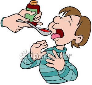 300x276 Administering Medication Clipart