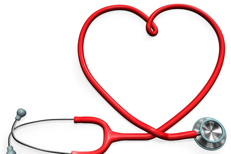 2197x1463 Nurse Heart Stethoscope Clip Art Cliparts