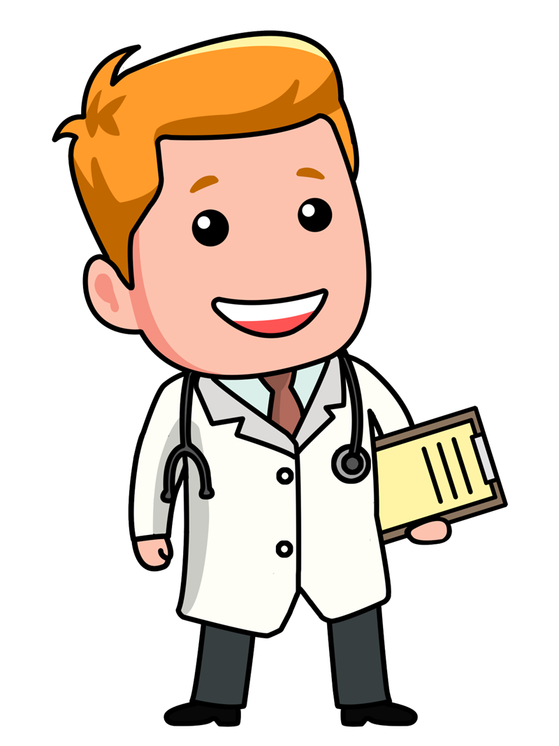 800x1067 Doctor Clipart