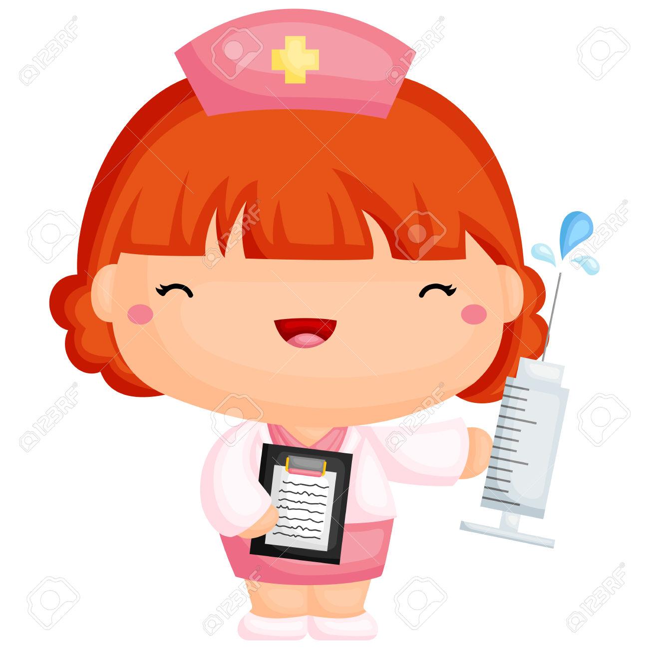 1300x1300 Nurse Clipart Cute