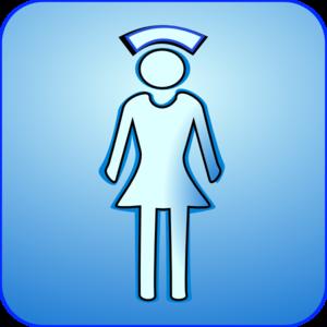 300x300 Nurse Icon Clip Art