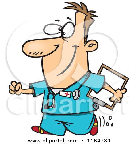 450x470 Cartoon Nurse Clipart