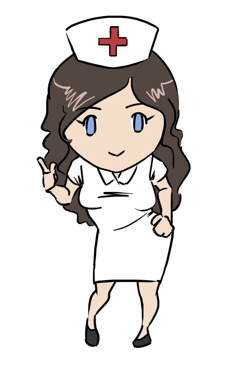 813x1274 Nurse Free To Use Cliparts