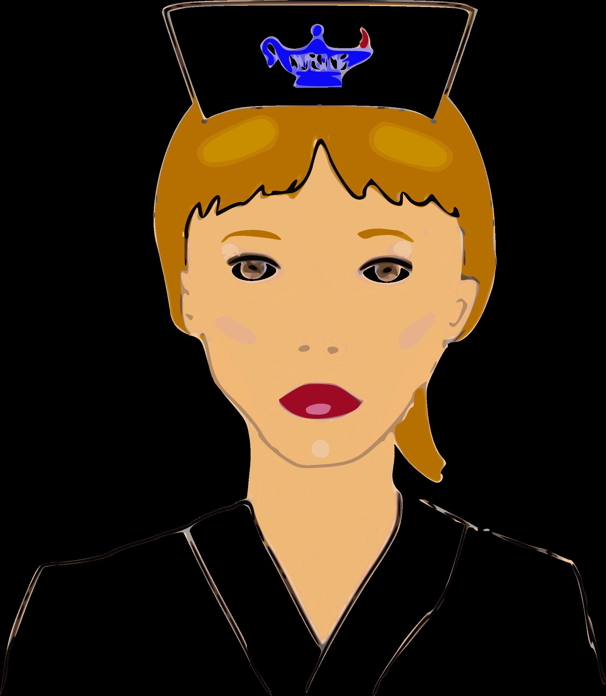 2000x2296 Nurse Clipart Nurse Cap
