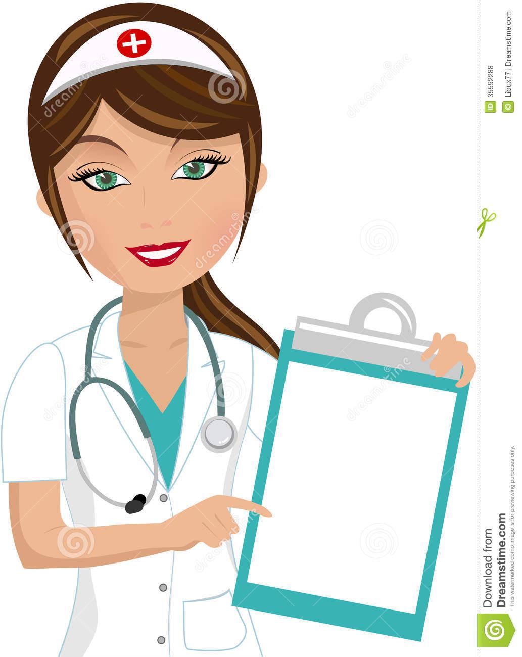 1033x1300 Nurse Clipart