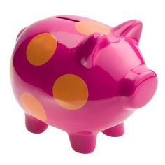 236x236 Hungry Piggy Bank Eats Your Money Piggy Banks, Banks And Breast