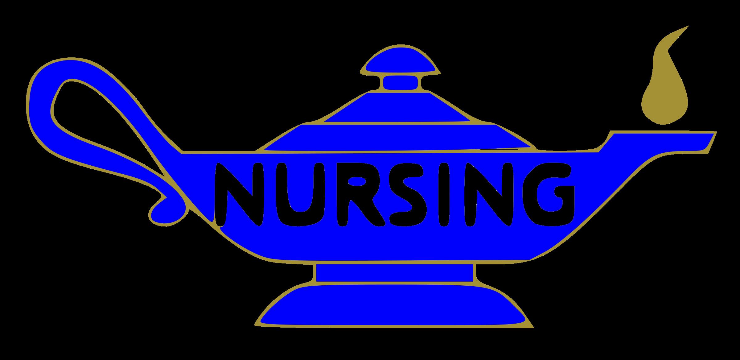 2400x1167 Nurse Clipart Emblem